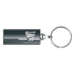 Porte-clés Dacia Barrette 3D design