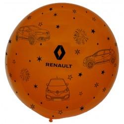 Ballons géants Renault Captur