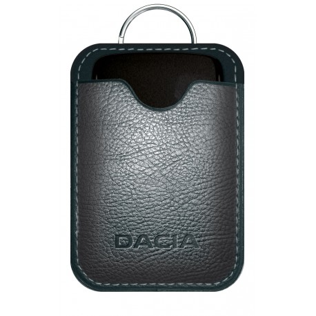 Etui card holder for Dacia keycard WITH ring