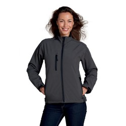 SOFTSHELL ZIPPED JACKET - ROXY