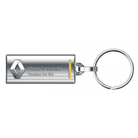 Keychains 3D Design strip  ''Passion for life""