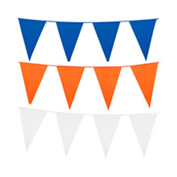 Set of 15 FLAG GARLANDS