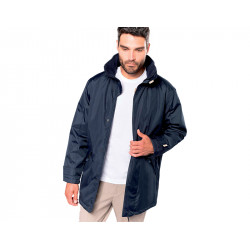 JACKET WITH PADDED LINING
