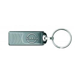 Porte-clés Nissan Totem 3D tout métal