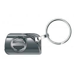 Porte-clés Volvo Logo 3D ajouré, 1 couleur