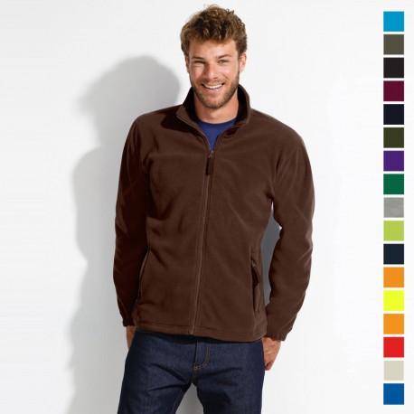 Fleece jacket  North man