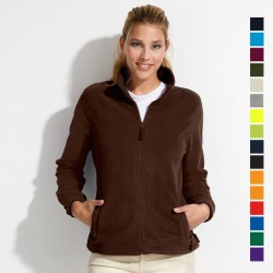 Fleece jacket  North woman