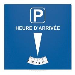 Disque de stationnement européen personnalisable
