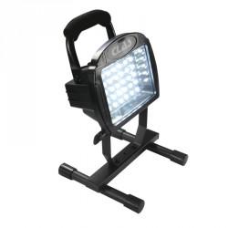 Led herlaadbare werklamp