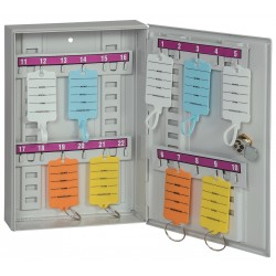 SECURITY KEY CABINET - 22 keys