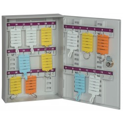 SECURITY KEY CABINET - 35 keys