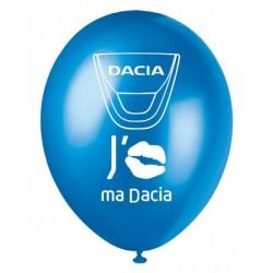 "Balloons Dacia ""J'aime ma Dacia"""