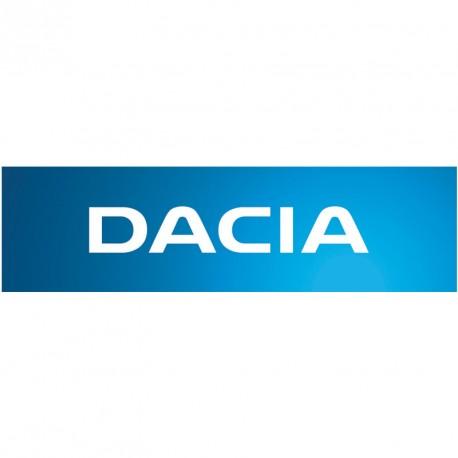 """Banner """"DACIA"""""""